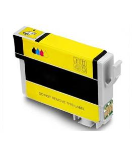 Epson WF-2850DWF High Capacity Compatible 603 Yellow ink cartridge 603XL
