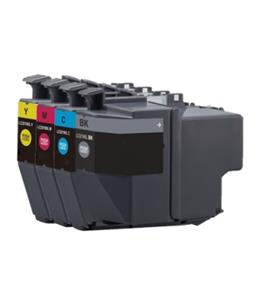 Brother MFC-J5930DW High Capacity Compatible LC3219 Multipack ink cartridge LC3217