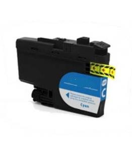 Brother MFC-J1300dw Compatible LC-3233C Cyan ink cartridge