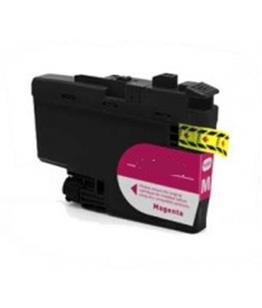 Brother MFC-J1300dw Compatible LC-3233M Magenta ink cartridge