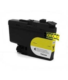 Brother MFC-J1300dw High Capacity Compatible LC-3235Y Yellow ink cartridge