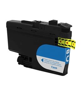 Brother HL-J6100DW Compatible LC-3237C Cyan ink cartridge