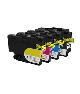 Brother HL-J6100DW Compatible LC3237 Multipack ink cartridge
