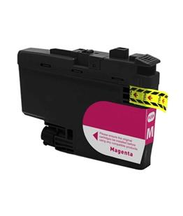 Brother MFC-J6945DW Compatible LC-3237M Magenta ink cartridge