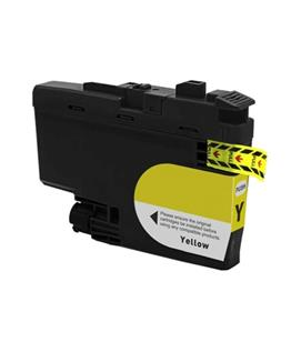 Brother MFC-J5945DW High Capacity Compatible LC-3239Y Yellow ink cartridge