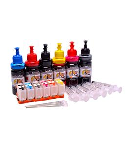 Refillable 378,378XL,478,478XL Multipack Cheap printer cartridges for Epson XP-15000  dye ink