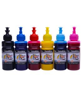 Cheap Multipack pigment ink refill replaces Epson Stylus R1400