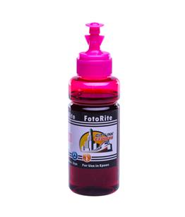Cheap Light Magenta dye ink refill replaces Epson Stylus P50 - T0806