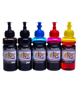 Cheap Multipack dye and pigment refill replaces Canon Pixma IP5000