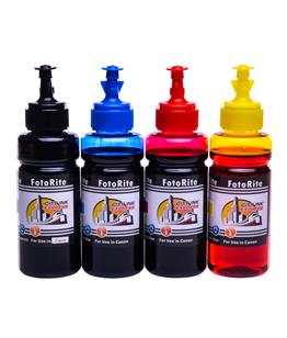 Cheap Multipack dye and pigment refill replaces Canon Pixma IP3300