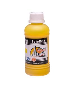 Cheap Yellow pigment ink refill replaces HP Officejet HP 932 - 933XL - CN056AE