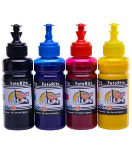 Cheap Multipack pigment ink refill replaces Epson WF-2010w