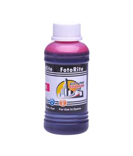 Cheap Magenta dye ink refill replaces Epson Stylus R245 - T0553