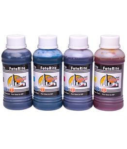 Cheap Multipack dye and pigment refill replaces HP Designjet HP 82