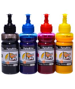 Cheap Multipack pigment ink refill replaces Canon MB5155