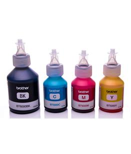 Genuine Multipack ink refill for use with Brother DCP-110C printer