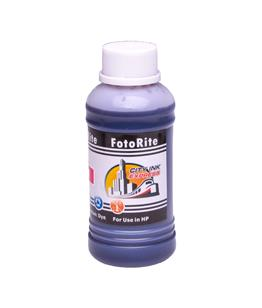 Cheap Magenta dye ink refill replaces HP Deskjet HP300, HP300XL -