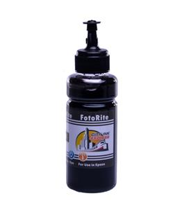 Cheap Black dye ink refill replaces Epson L120 - T6641
