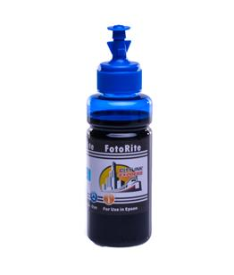 Cheap Cyan ink replaces Epson L555 - T6642