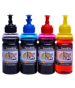 Cheap Multipack dye ink refill replaces Epson L110