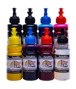 Cheap Multipack pigment ink refill replaces Epson Stylus R1800