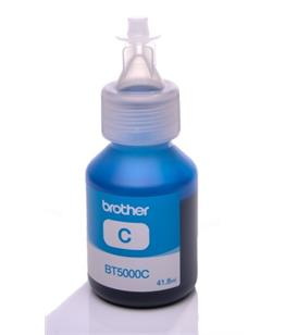 Brother BT5000C Cyan genuine dye ink refill Replaces MFC-J985DWXL