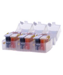 Cheap Colour Pod dye ink replaces Canon Pixma TR4550 - CL-546XL