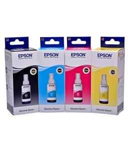 Genuine Multipack ink refill for use with Epson WF-2810DWF printer