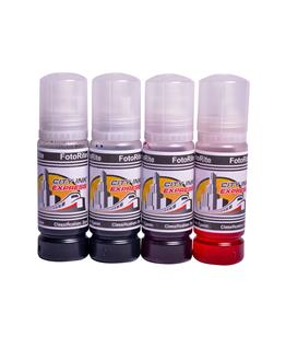 Cheap Multipack dye ink refill replaces Epson ET-2710