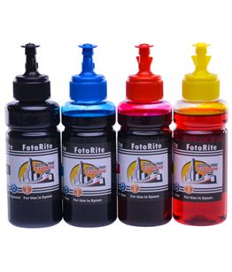 Cheap Multipack dye ink refill replaces Epson WF-4820DWF
