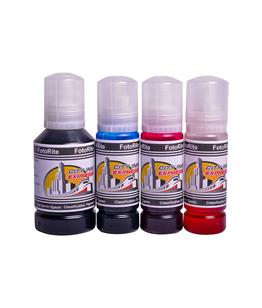 Cheap Multipack dye ink refill replaces Epson L6170