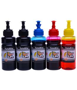 Cheap Multipack dye ink refill replaces HP Photosmart Photosmart C310c