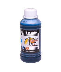 Cheap Cyan dye ink refill replaces HP Business inkjet HP 12 - C4804A