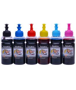 Cheap Multipack dye ink refill replaces HP Photosmart Photosmart D7345