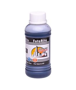 Cheap Black dye ink refill replaces HP Designjet HP 84 - C5017A