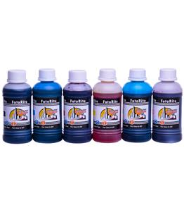 Cheap Multipack dye ink refill replaces HP Designjet HP 11-HP 82-HP 84