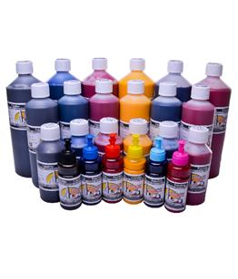 Dye Sublimation ink refill for Epson WF-7110DTW printer