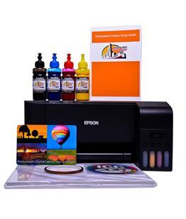 Sublimation printer package for Epson ET-2711 printer