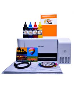 Sublimation printer package for Epson L3156 printer