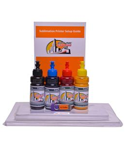 Dye Sublimation conversion kit for Epson ET-4550 printer