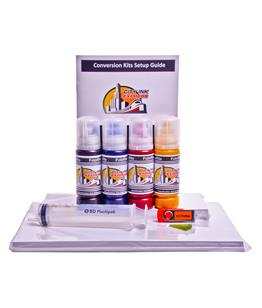 Dye Sublimation conversion kit for Epson ET-2711 printer