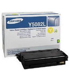 CLT-Y5082L/ELS CLP-620 High Capacity Toner | Yellow