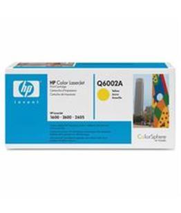 Q6002A LaserJet 2605 Toner | Yellow