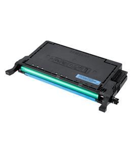 CLT-C5082L/ELS CLP-670ND Compatible High Capacity Toner | Cyan