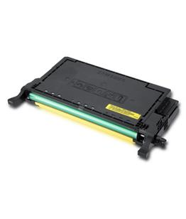 CLT-Y5082L/ELS CLP-620 Compatible High Capacity Toner | Yellow