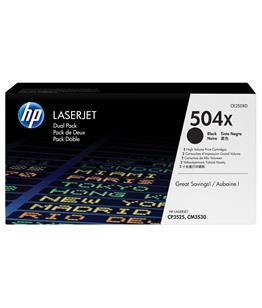 CE250XD Laserjet CM3530f Toner | Black