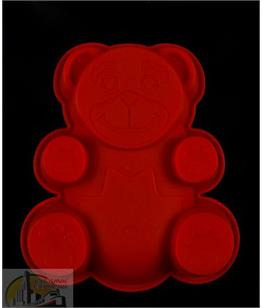 Smiling Bear Silicone Mould B8