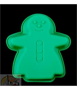 Gingerbread Lady Silicone Mould H1